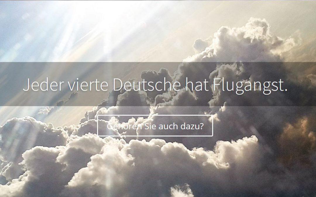 Jeder vierte Deutsche hat Flugangst – Sie auch?